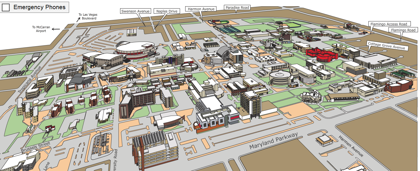 Unlv Campus Map Pdf.Icseng 2014 23rd International Conference On Systems Engineering